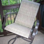 Patio Chair Mesh Sling Replacement
