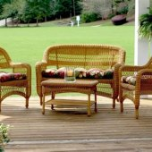 High End Wicker Patio Furniture