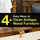 How To Clean Old Outdoor Wood Furniture