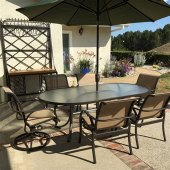 Patio Furniture Refinishing Los Angeles