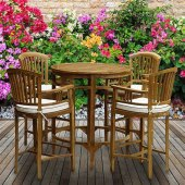 Tall Outdoor Patio Set